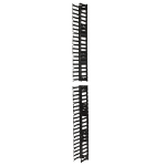 APC AR7580A cable tray Straight cable tray Black