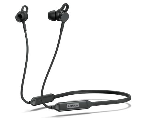 Lenovo 4XD1B65028 headphones/headset In-ear Micro-USB Bluetooth Black