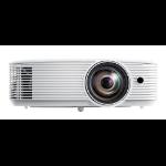Optoma X309ST beamer/projector Desktopprojector 3700 ANSI lumens DLP XGA (1024x768) 3D Wit