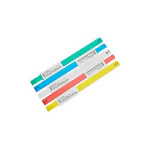 Zebra Wristband, Synthetic, 1x11in (25.4x279.4mm), DT, Z-Band Ultra Soft, Coated, Permanent Adhesive, cart