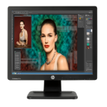 "HP ProDisplay P17A 43.2 cm (17"") 1280 x 1024 pixels LED Black"