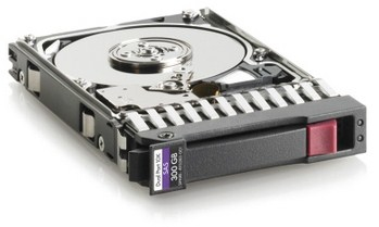 "Hewlett Packard Enterprise 300GB SAS HDD 2.5"""