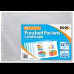 Tiger A3 Punched Pockets Landscape PK10
