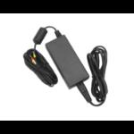 Axis 5503-102 adaptador e inversor de corriente Interior 36 W Negro