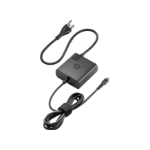 HP USB-C Travel 65W power adapter/inverter Indoor Black