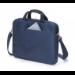 Dicota 15.6-Inch Top Loading Lockable Cushioned Notebook Briefcase - Blue/Orange - (D30999)
