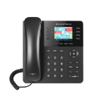 Grandstream Networks GXP2135 Wired handset 8lines TFT Black IP phone