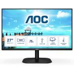 """AOC B2 27B2H/EU LED display 68.6 cm (27"""") 1920 x 1080 pixels Full HD Black"""