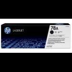HP 78A Origineel Zwart 1 stuk(s)