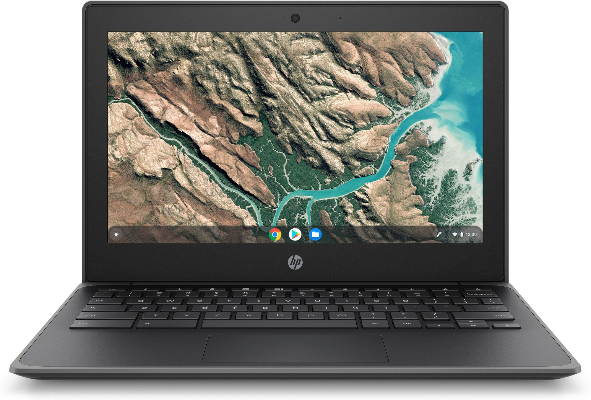 HP Chromebook 11 G8 EE Gray 29.5 cm 11.6