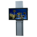Loxit 8801 LED/LCD Wall Mount Hi-Lo 750 Electric Wall Lift Max 80kg Screen