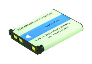 2-Power DBI9980A Lithium-Ion 700mAh 3.7V rechargeable battery