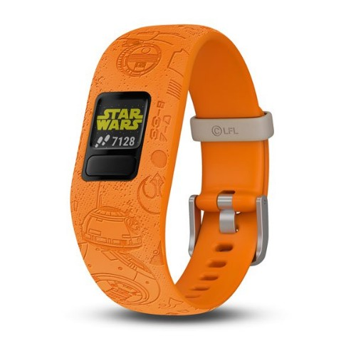 Garmin vívofit jr. 2 Wristband activity tracker Orange MIP