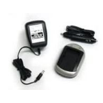 MicroBattery MBDAC1012 Auto/Indoor Black,Silver battery charger