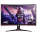 "AOC C27G2AE/BK LED display 68,6 cm (27"") 1920 x 1080 Pixeles Full HD Negro, Rojo"