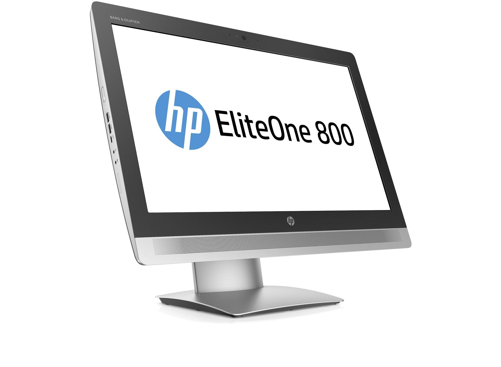 """HP EliteOne 800 G2 3.4GHz i7-6700 23"""" 1920 x 1080pixels Grey,White"""