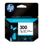 HP CC643EE (300) Printhead cartridge color, 165 pages, 4ml