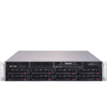 Bosch DIVAR IP 7000 E3-1275V3 Ethernet LAN Rack (2U) Black Storage server