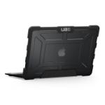 "Urban Armor Gear UAG-MBP13-A1502-ASH 13"" Notebook cover Black notebook case"