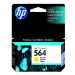 HP 564 Amarillo cartucho de tinta