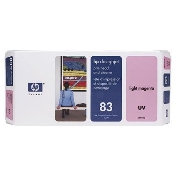 HP C4965A (83) Printhead magenta, 13ml