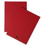 White Box WB MANUSCRIPT BOOK A5 FEINT