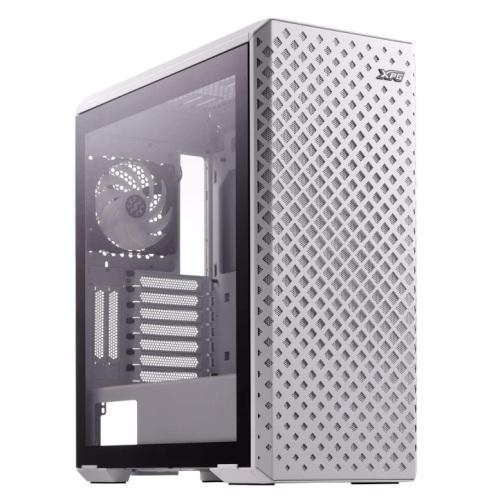 ADATA XPG Defender Pro ARGB Gaming Case w/ Glass Window E-ATX/EEB Mesh Front w/ ARGB Strips 3 ARGB Fans AR