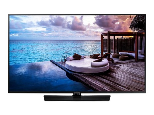 "Samsung HG43EJ670UB 43"" 4K Ultra HD Smart TV Black A 20W"