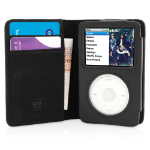 TheSnugg B00KYP0JI4 Flip case Black MP3/MP4 player case