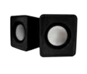 APPROX appSPX1B loudspeaker 5 W Black Wired USB/3.5mm