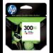 HP 300XL Original Cian, Magenta, Amarillo 1 pieza(s)