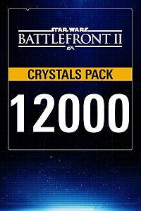 Microsoft STAR WARS Battlefront II:12000 Crystals
