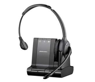 Plantronics SAVI W710-M Monaural Head-band Black headset