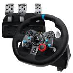LOGITECH G29 Driving Force Racing Wheel for PS5, PS4 & PC