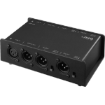 IMG Stage Line LSP-102 audio splitter Black