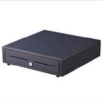 Birch EC-410 Cash Drawer Heavy Duty Black