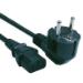Cisco AC 16 AWG cable de transmisión Negro 0,3048 m