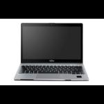 """Fujitsu LIFEBOOK S936 2.3GHz i5-6200U 13.3"""" 1920 x 1080pixels Touchscreen Black,Silver Notebook"""
