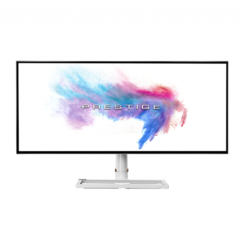 MSI Prestige PS341WU LED display 86.4 cm 34