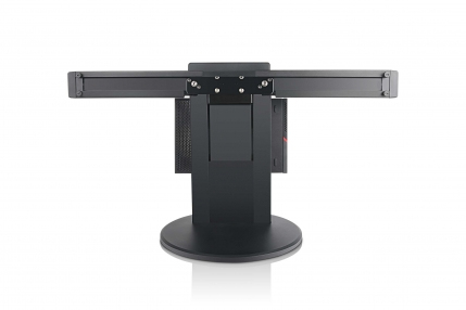 Lenovo 4XF0L72016 flat panel desk mount Black