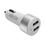 Tripp Lite U280-C02-S-QC3 mobile device charger Auto White