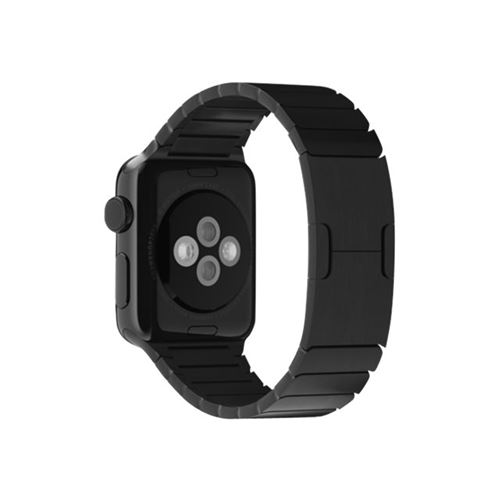 Apple 38mm Link Bracelet - Watch strap - space black - for Watch (38 mm)
