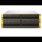 Hewlett Packard Enterprise 3PAR 8440 Ethernet LAN Rack (4U) Black, Yellow Storage server