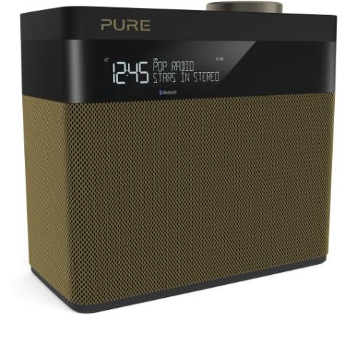 Pure Pop Maxi S Portable Digital Gold radio