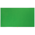 "Nobo Widescreen 85"" Felt Notice Board"