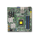 Supermicro X11SSH-CTF server/workstation motherboard Intel® C236 LGA 1151 (Socket H4) micro ATX