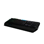 Logitech G910 USB QWERTZ German Black keyboard