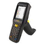 "Wasp DT90 3.2"" 240 x 320pixels Touchscreen 392g Black handheld mobile computer"