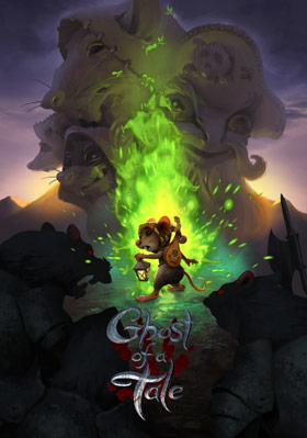 Nexway Ghost of a Tale vídeo juego PC Básico Español