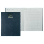 Guildhall Company Visitors Book A4 160 Pages Blue T253Z